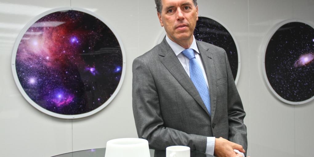 Alejandro Garcia, Presidente de ASPACK