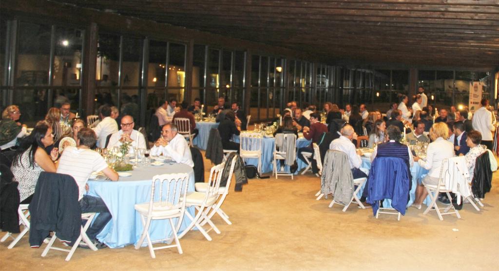 IX Congreso ASPACK-cena 40 aniversario