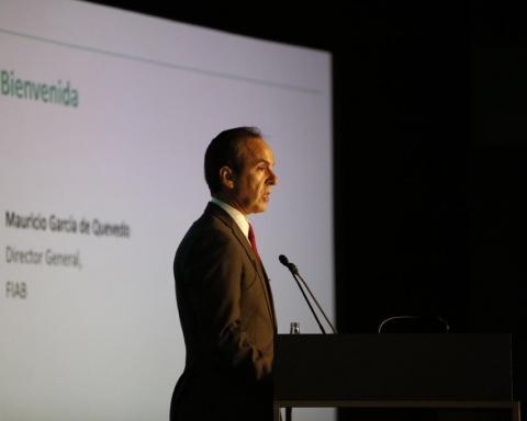 Mauricio García de Quevedo, inauguración CDS