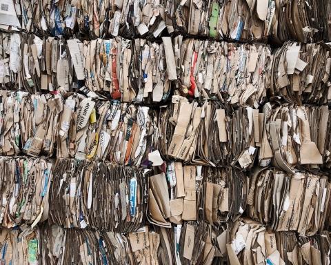 reciclaje carton