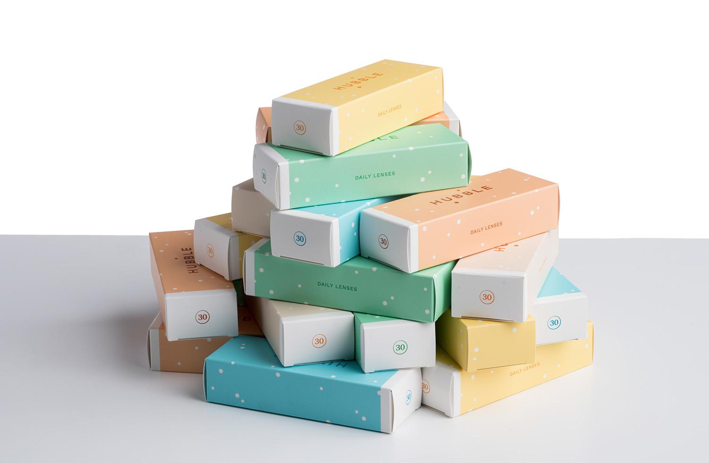 cajitas cartón