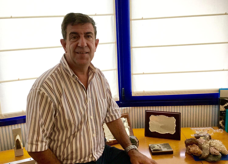 José Ramón Benito Presidente ASPACK